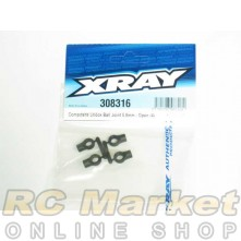 XRAY 308316 T4 Shock Ball Joint – Open (4)