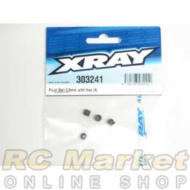 XRAY 303241 T4 Pivot Ball 5.8mm with Hex (4)
