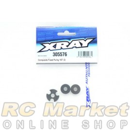 XRAY 305576 Composite Fixed Pulley 16T (2)