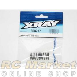 XRAY 308277 4S Spring-Set C=2.9 (2)