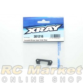 XRAY 301216 T4 Composite Bumper Upper Holder Brace