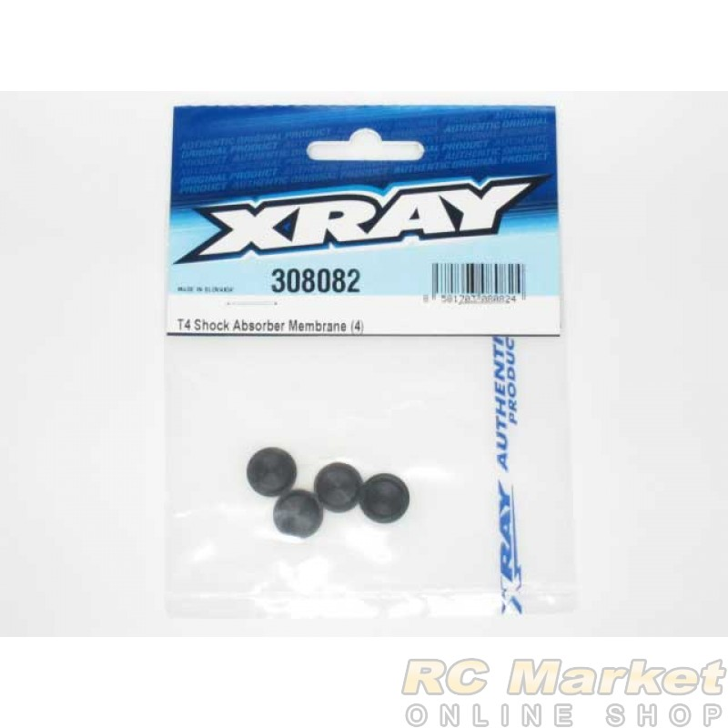 XRAY 308082 T4 Shock Absorber Membrane (4)