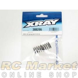 XRAY 308286 4S Spring Set C=2.6 (2)
