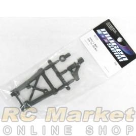 MUGEN SEIKI H2122-B Rear Suspension Arm MRX5WC