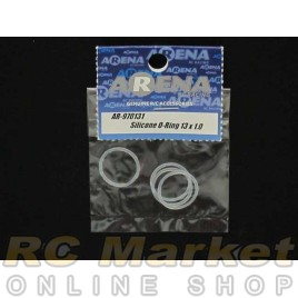 ARENA 970131 Silicone O-Ring 13 X 1.0