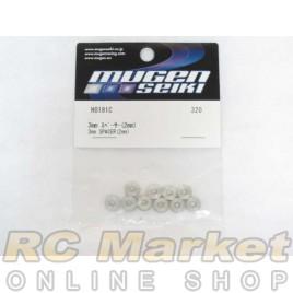 MUGEN SEIKI H0181C-G MRX6 3mm Spacer (2.0mm) (8)