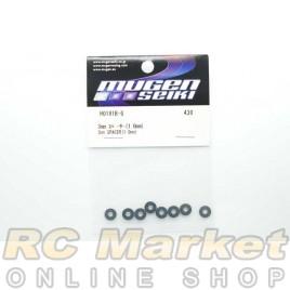 MUGEN SEIKI H0181B-G MRX6 3mm Spacer (1.0mm) (8)