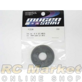 MUGEN SEIKI MTX6 1st Gear Spur V2 (52T)