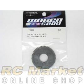 MUGEN SEIKI T2230 MTX6 1st Gear Spur V2 (52T)