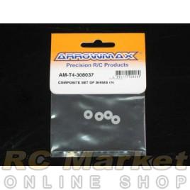 ARROWMAX T4-308037 Composite Set Of Shims (4)