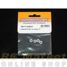 ARROWMAX T4-308037 Composite Set Of Shims (4)