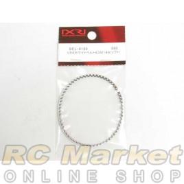 XENON BEL-0189 VSS White Belt S3M189 (63T)