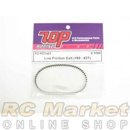 TOP Low Friction Belt (189-63T)