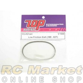 TOP Low Friction Belt (189-63T)