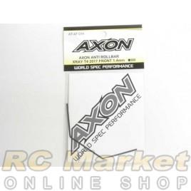 AXON AT-XF-014 Anti Roll Bar Xray T4 2017 Front 1.4mm
