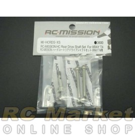 RC MISSION MI-HCRDS-XS Rear Drive Shaft Set For Xray T4