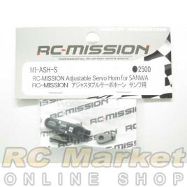 RC MISSION MI-ASH-S Adjustable Servo Hone For Sanwa/Ko
