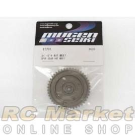 MUGEN SEIKI E2207 Steel Mod1 Spur Gear (44T)