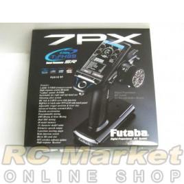 FUTABA 7PX 2.4G w/R334SBS x2 FREE FedEx Shipping