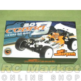 SERPENT 600008 811-B Cobra Buggy 2.0 1/8 GP