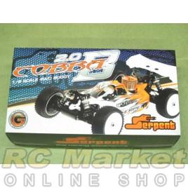 SERPENT 600008 811-B Cobra Buggy 2.0 1/8 GP