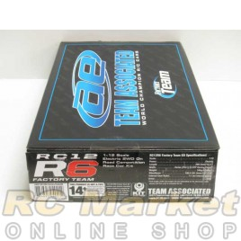 ASSOCIATED 4021 RC12R6 Factory Team Kit