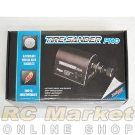 MUCH MORE MM-TSPK Tire Sander Pro Black