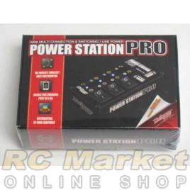 MUCH MORE MM-PSPK Power Station Pro Black