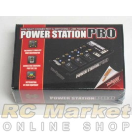 MUCH MORE Power Station Pro Black