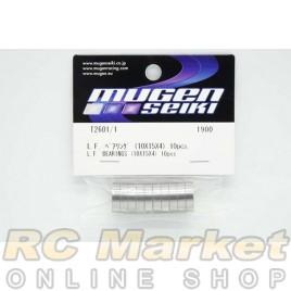 MUGEN SEIKI T2601/1 10x15x4mm Low Friction Bearing (10)