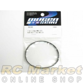 MUGEN SEIKI H0240 MRX6 Rear Belt 8mm