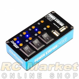 MUCH MORE MM-PSPB Power Station Pro Blue