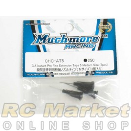 MUCH MORE CHC-AT5 C.A Instant Pro Fine Extension Type 5 Medium S
