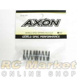 AXON ST-HL-014 World Spec Spring HLS C2.8 (Yellow)