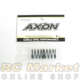 AXON ST-HL-023 World Spec Spring HLS C2.75 (Orange)