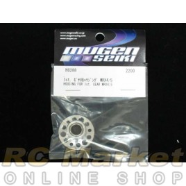 MUGEN SEIKI H0288 MRX6 Housing for 1st Gear