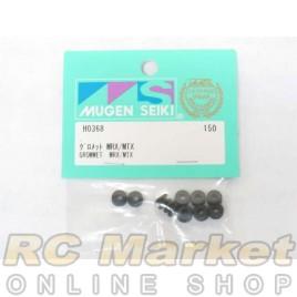 MUGEN SEIKI H0368 MRX6 Grommet (10)