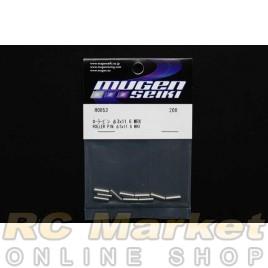 MUGEN SEIKI H0853 MRX6 3x11.6mm Roller Pin (10)