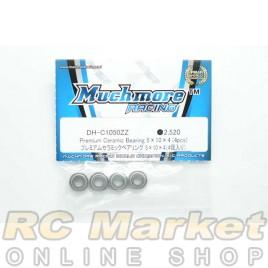 MUCH MORE DH-C1050ZZ Premium Ceramic Bearing 5×10×4 (4pcs)