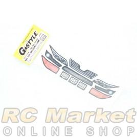 G-STYLE GA10136 Nobu Paint Breaking Light Decal For MT Racer