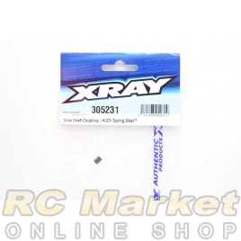 XRAY 305231 T4 Drive Shaft Coupling for Set Screw – Hudy Spring Steel™
