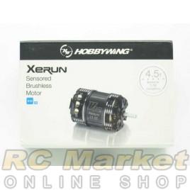 HOBBYWING 30401102 Xerun Sensored Brushless Motor V10 G3 4.5T