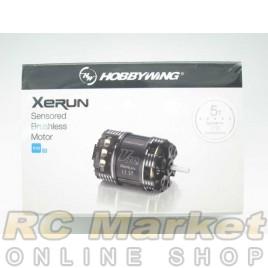 HOBBYWING 30401116 Xerun Sensored Brushless Motor V10 G3 5.0T