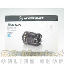HOBBYWING Xerun Sensored Brushless Motor V10 G3 5.0T