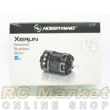 HOBBYWING Xerun Sensored Brushless Motor V10 G3 5.5T