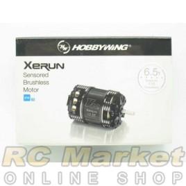 HOBBYWING 30401109 Xerun Sensored Brushless Motor V10 G3 6.5T