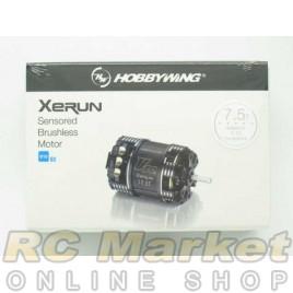 HOBBYWING Xerun Sensored Brushless Motor V10 G3 7.5T