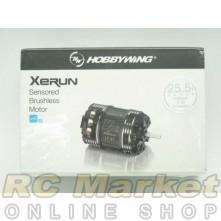 HOBBYWING Xerun Sensored Brushless Motor V10 G3 25.5T