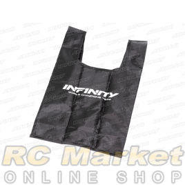 INFINITY A0078 Foldable Tote Bag Mini (Black)