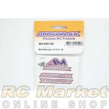 ARROWMAX 200122 Ball Bearing 1.5x4x2 (6)